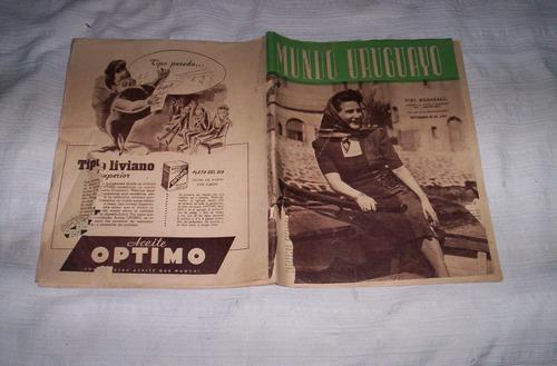 mundo uruguayo. publicacion