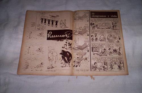 mundo uruguayo .revista antigua año 1963     numero 2281..