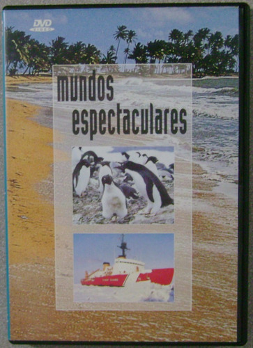 mundos espectaculares dvd