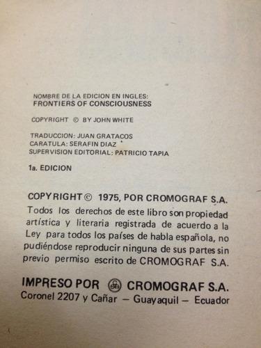 mundos inexplorados - ariel - esoterica - ecuador - 1975