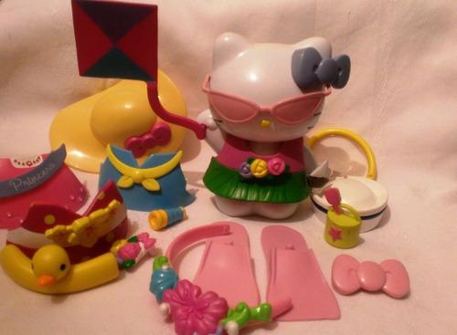 muñeca accesorios hello kitty