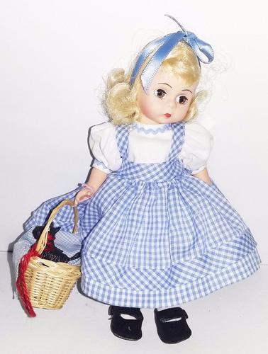 muñeca alicia madame alexander original navidad regalo amor