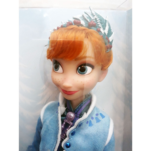 muñeca anna elsa classic doll orig disney hasta 6 pago