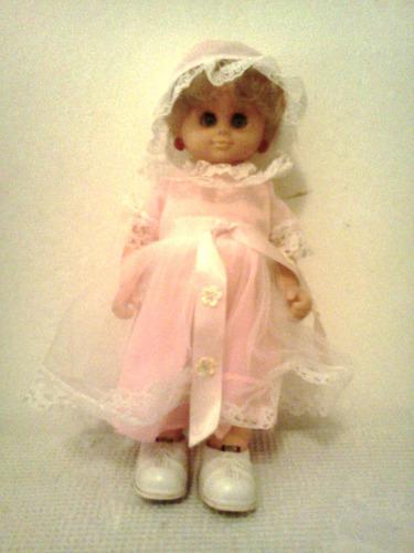 muñeca antigua. ¡para coleccionista!