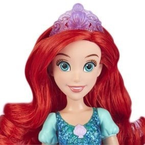muñeca ariel princesas articuladas 28 cm hasbro original