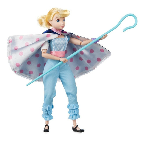 muñeca articulada bo peep - toy story 4 pixar disney store