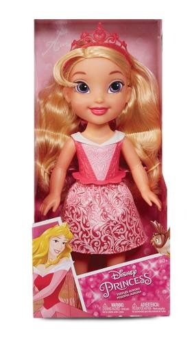 muñeca articulada disney princesas aurora y cenicienta