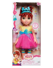 Muñeca Nancy Disney Articulada Fancy 45cm Original BrCoeWdx
