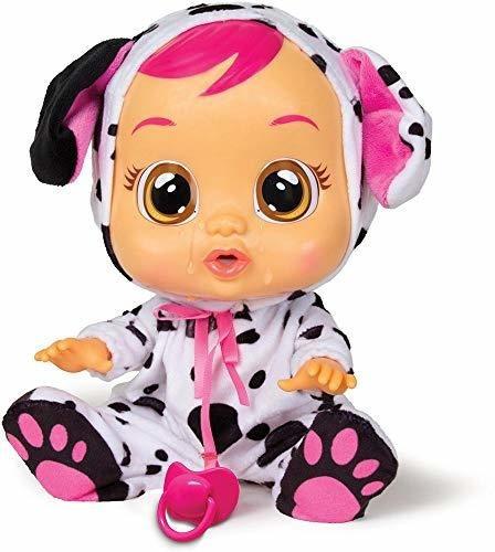 muñeca baby cry lloran bebes dotty vaquita original u s a
