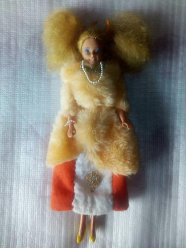 muneca barbie antigua original