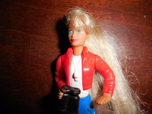 muñeca barbie  baywatch mac donald