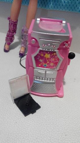 muñeca barbie cantante original