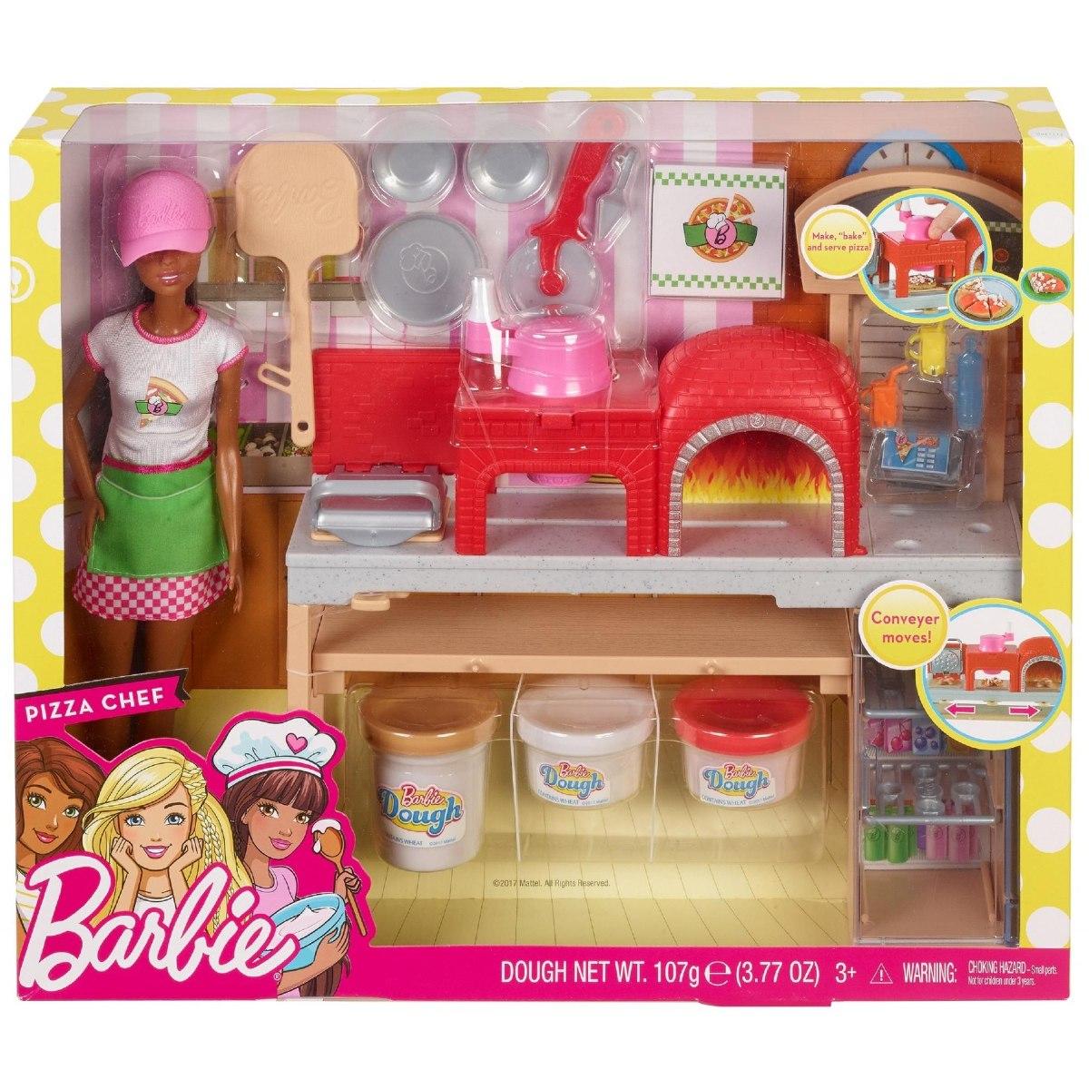 Pizza Juegos De Barbie Cocina Www Miifotos Com