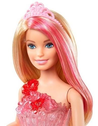 muñeca barbie dreamtopia villa caramelo luces y sonidos