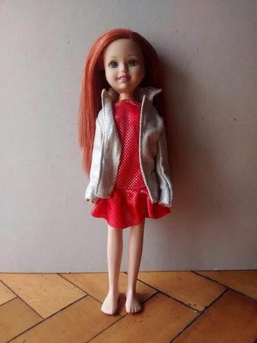 muñeca barbie enana