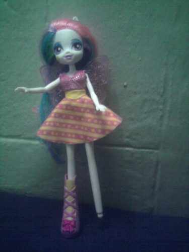 muñeca barbie mi pequeño pony celestia monster high