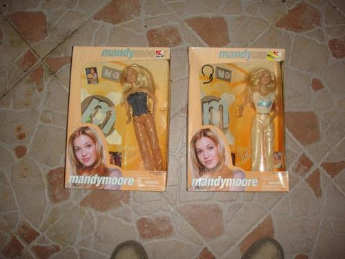muñeca barbie motor harley-davidson ( en su caja )