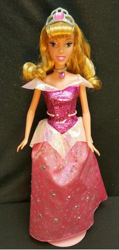 muñeca barbie princesa aurora de disney 100% originales
