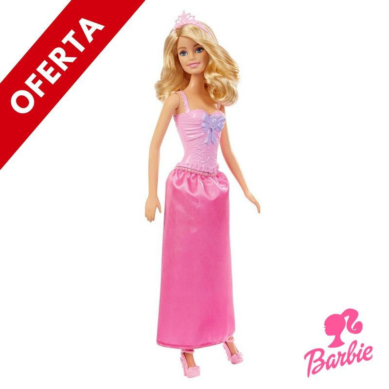 Muneca Barbie Princesa Juguete Para Ninas 2018 Envio Gratis