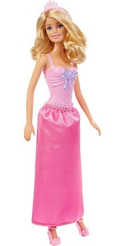 muñeca barbie princesa original mattel coolwood