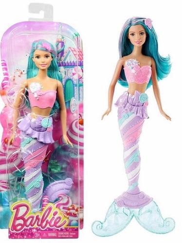 muñeca barbie sirena dhm46 mejor precio!!