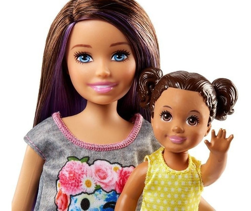 muñeca barbie skipper coche bebe fhy97 mattel ref   fjb00
