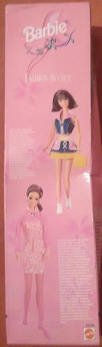 muñeca barbie style