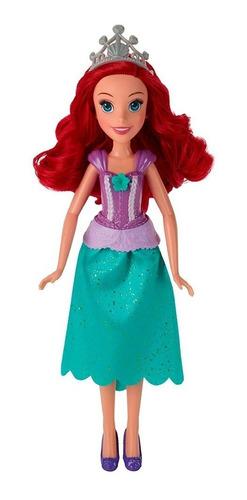 muñeca básica - princesas - ariel- hasbro b5278