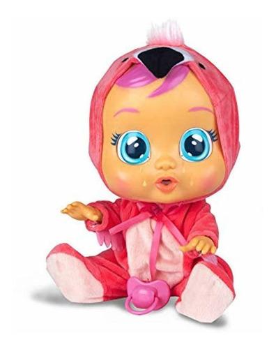 muñeca bebe llorones sonido lagrimas cry babies babymovil