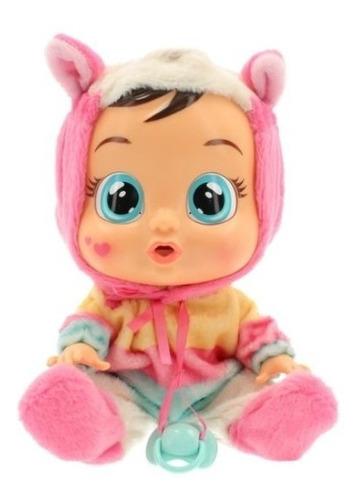 muñeca bebe lloronesbaby cry lena la llamita llora de verdad