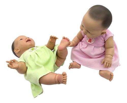 muñeca bebote real bebe reborn argentina con vestido y gorro