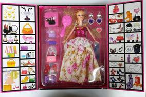 Tipo Las Betty Muñeca Barbie Juguete Para Princesas XOZPkiuT
