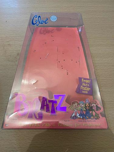 muñeca bratz cloe primera edición