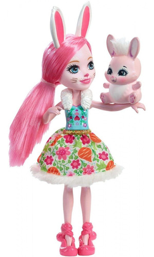 muñeca bree bunny enchantimals