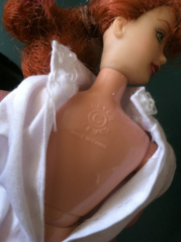 muñeca breyer reeves ecuestre