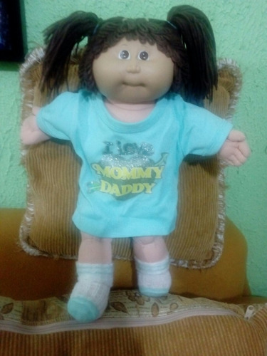 muñeca cabbage patch kids