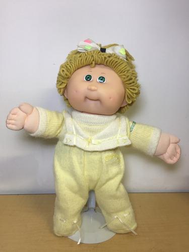 muñeca cabbage patch kids bevie b7