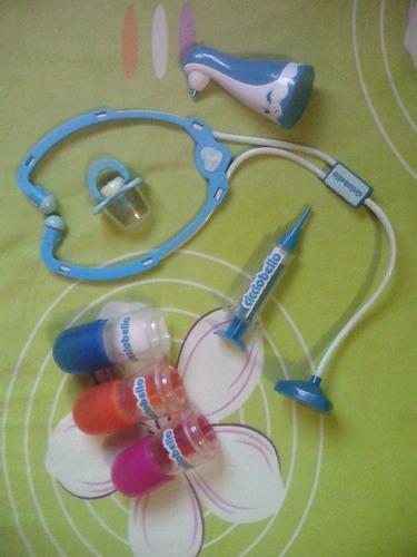 muñeca cicciobello y accesorios 30verd