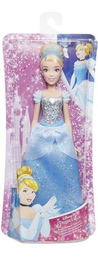 muñeca cinderella princesas articulada 28 cm hasbro original