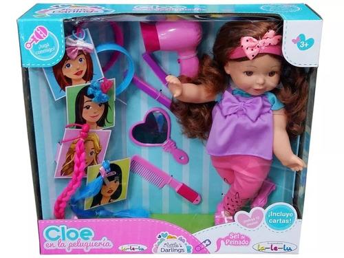 muñeca cloe - la le lu (3572)