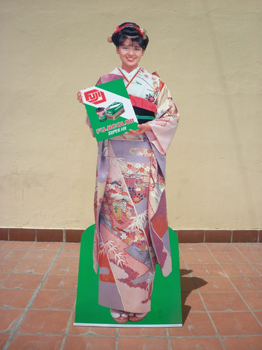 muñeca corporea fuji retro 1980 japon manequin
