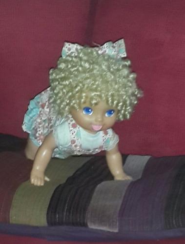 muñeca cosette original kreisel, usada