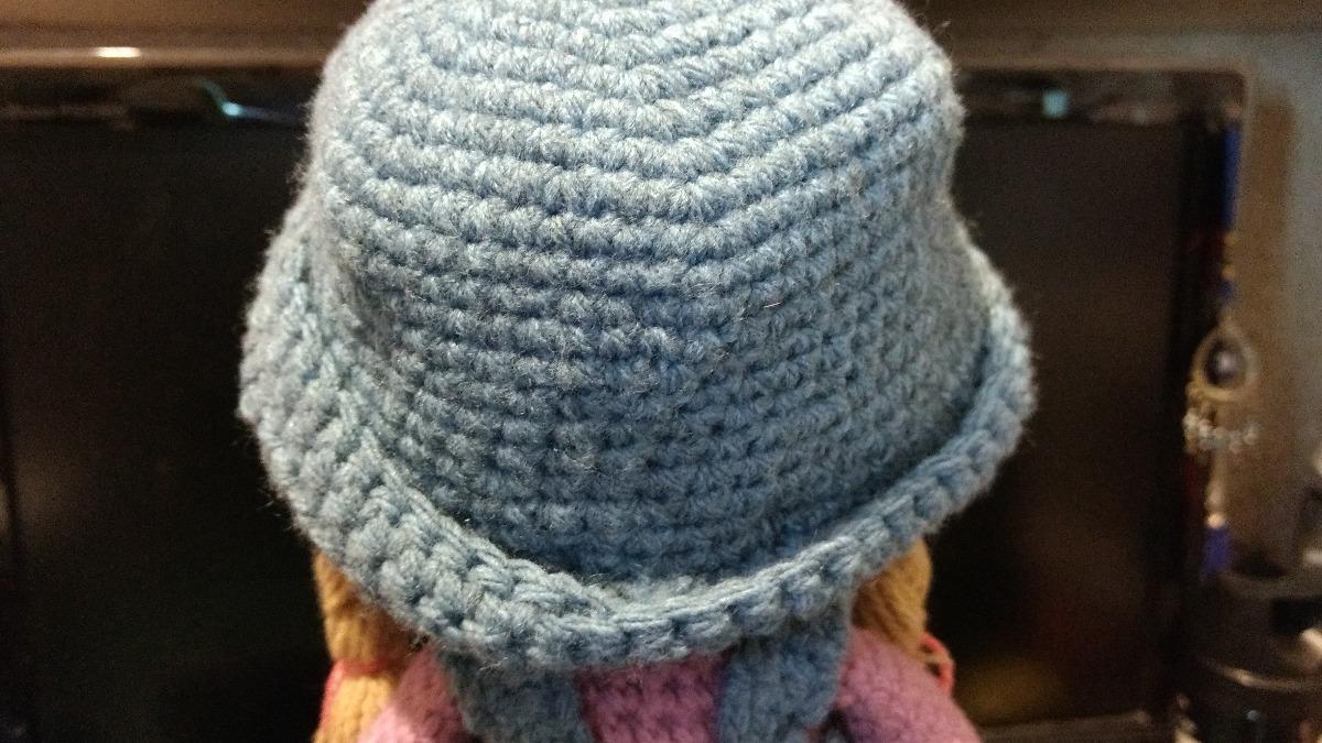 Muñeca Crochet Amigurumi Patrón Curso - $ 60,00 en Mercado Libre