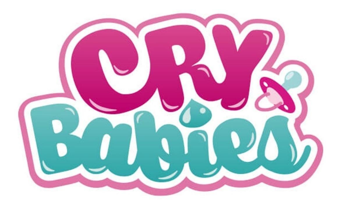 Resultado de imagen para cry babies logo