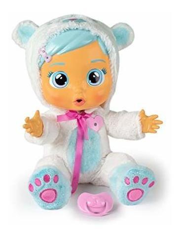muñeca cry babies cristal se pone enferma y se siente mejor