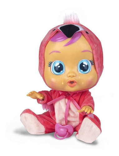 muñeca cry babies fancy (2448)