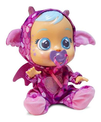 muñeca cry babies fantasy bruny (2448)