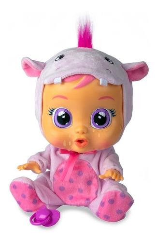 muñeca cry babies hopie (2448)