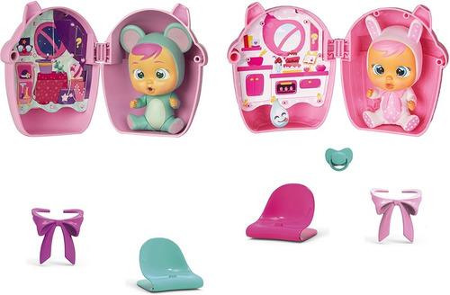muñeca cry babies mini bebes llorones magic tears multicolor