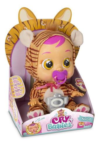 muñeca cry babies nala (2448)